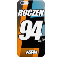 Ken Roczen iPhone Case/Skin