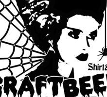 Craft Beer Vixen Sticker