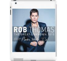 ROB THOMAS iPad Case/Skin