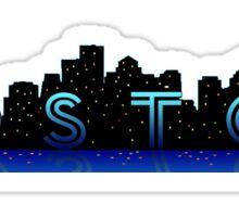 Boston: A collection Sticker