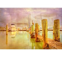 Sunset Bay Photographic Print