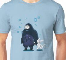 Pixel Ori and Kuro Unisex T-Shirt
