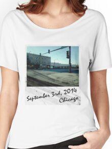 Street Corner (2) Women's Relaxed Fit T-Shirt