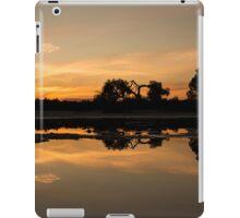Sea Lake Sunset iPad Case/Skin