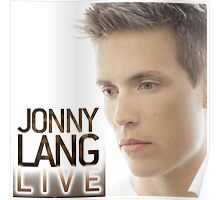 JONNY LANG LIVE CONCERT Poster
