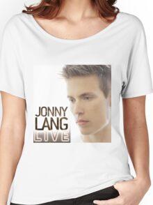 JONNY LANG LIVE CONCERT Women's Relaxed Fit T-Shirt