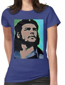 GUEVARA Womens Fitted T-Shirt