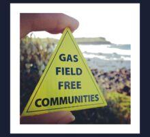 Gasfield Free CommUNITY One Piece - Short Sleeve
