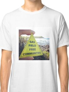 Gasfield Free CommUNITY Classic T-Shirt