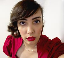 Selfie by monicagilart