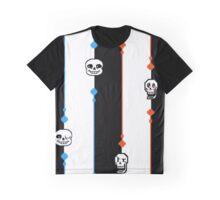 Sans and Papyrus Graphic T-Shirt