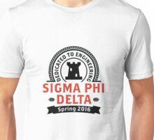 Sigma Phi Delta Unisex T-Shirt