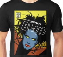 Post-Punk Blue Unisex T-Shirt
