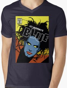 Post-Punk Blue T-Shirt