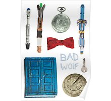 Doctor Who Starter Pack Poster