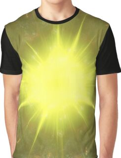 Holy Fucking Electric Silk Cloth Graphic T-Shirt