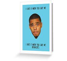 Headaches Greeting Card