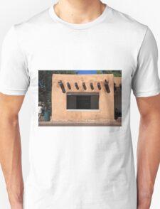 Santa Fe Adobe Unisex T-Shirt