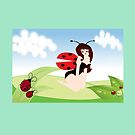 Lady Bug Fairy (3228 views) by aldona