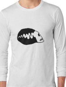 Bride Skull Long Sleeve T-Shirt