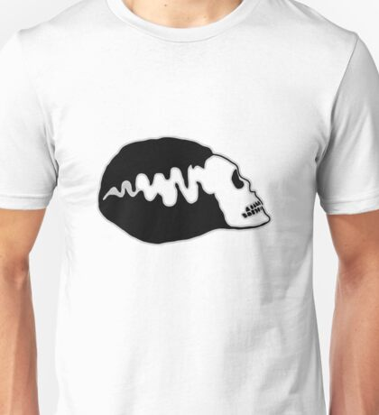 Bride Skull Unisex T-Shirt