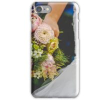 Bouquet & Dress  iPhone Case/Skin