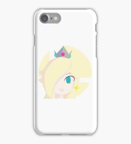 Super Smash Bros. : Rosalina iPhone Case/Skin
