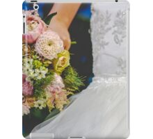 Bouquet & Dress  iPad Case/Skin