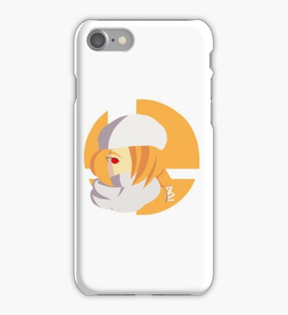 Super Smash Bros. : Sheik iPhone Case/Skin