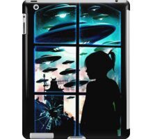 Baby Look Space in Window iPad Case/Skin