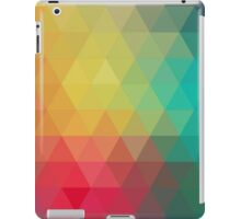 Rainbow Triangle Pattern iPad Case/Skin