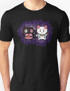SPACE CATS! Unisex T-Shirt