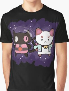 SPACE CATS! Graphic T-Shirt