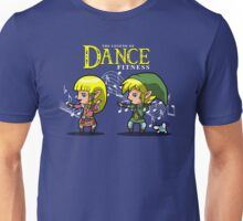 The Legend of dance fitness  Unisex T-Shirt