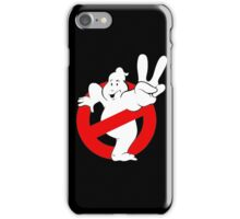 """Piss """" Ghost Buster """" iPhone Case/Skin"""