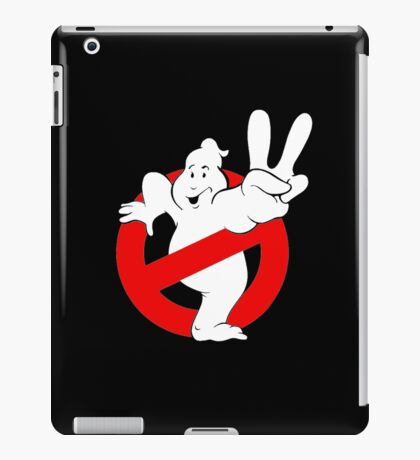 """Piss """" Ghost Buster """" iPad Case/Skin"""