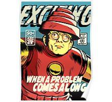 Post-Punk Problem Poster