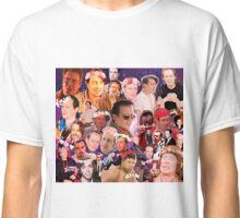 Steve Buscemi Galaxy Collage Classic T-Shirt