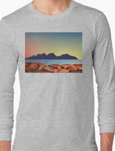 The Hazards by Anne Winkler Long Sleeve T-Shirt