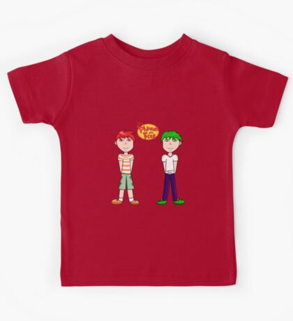 Phineas and Ferb! Kids Tee