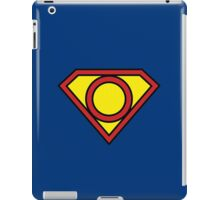 O Superman iPad Case/Skin
