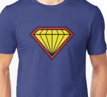 Superman Diamond Unisex T-Shirt
