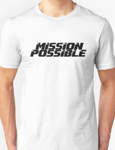 Mission imossible Movie T-Shirt T-Shirt