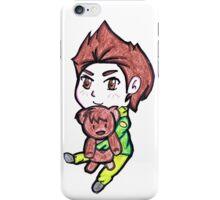 My teddy bear Chris  iPhone Case/Skin