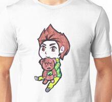 My teddy bear Chris  Unisex T-Shirt