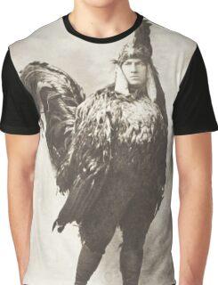 Chicken Man - Newest Marvel Hero? Graphic T-Shirt