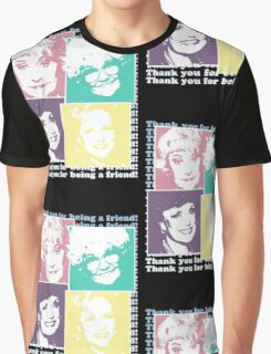 The Golden Girls Graphic T-Shirt