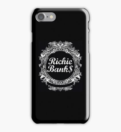 Richie Banks iPhone Case/Skin