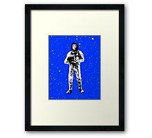 Astronaut Che Guevara Framed Print