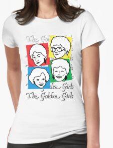 The Golden Girls Womens Fitted T-Shirt